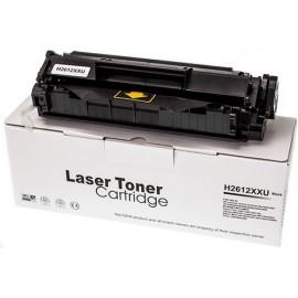 HP Q2612X Συμβατό TONER  4000 σελίδες (καινούριο,όχι ξαναγεμισμένο)  HP LaserJet 1010 / 1012 / 1015 /1018 / 1020 / 1022 / 1022N / 1022NW / 3015 / 3020 / 3030 / 3050 / 3052 / 3055 / M1005MFP / M1319MFP / Q2612A / CANON 703