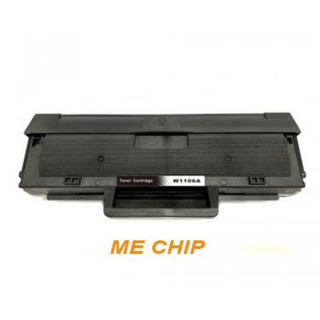 HP W1106A / HP 106A Συμβατό Toner  ME CHIP (1000 ΣΕΛΙΔΕΣ)   Συμβατό με :HP LASER MFP 135a / 135w / 135r / 137fnw / 107a / 107w / 107r
