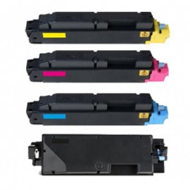 Kyocera TK 5270 BLACK - CYAN - MAGENTA - YELLOW Rainbow Kit Συμβατό toner  ΚΑΙΝΟΥΡΙΟ,όχι ξαναγεμισμένο  KYOCERA Ecosys M6230CIDN / M6230CIDNT / M6630CIDN / P6230CDN