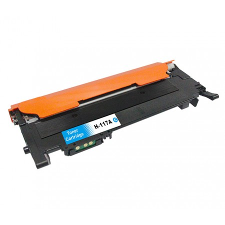 HP W2071A Cyan 117A ΜΕ CHIP  Συμβατό Toner (700 ΣΕΛΙΔΕΣ) Color Laser MFP 179fnw / 178nw / 150a / 150w / 150nw